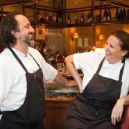 3. Lunch at Lime Wood and Q&A with Angela Hartnett MBE