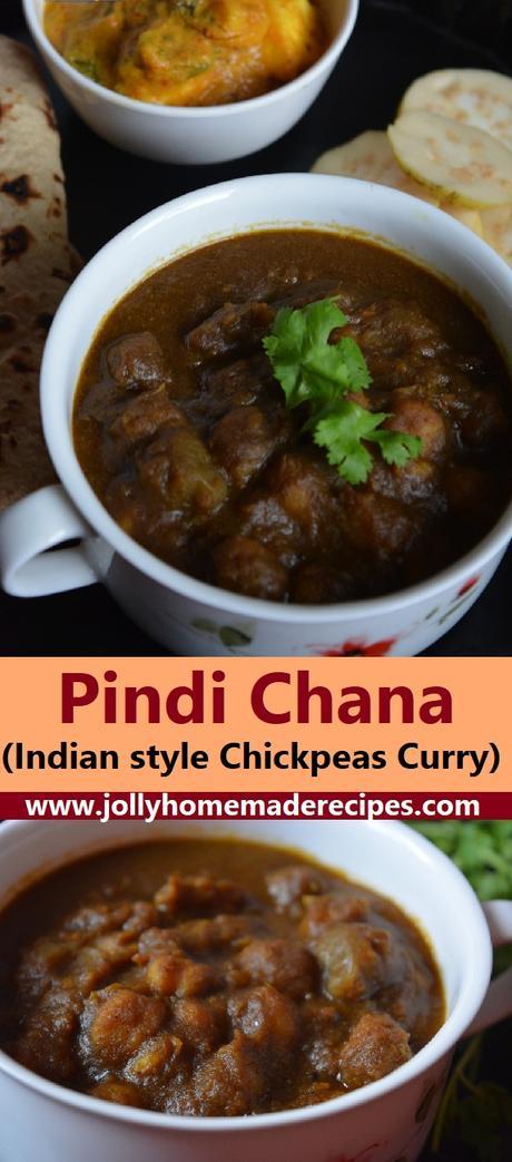 Pindi Chana, How to make Pindi Chana Masala | Pindi Chole Recipe
