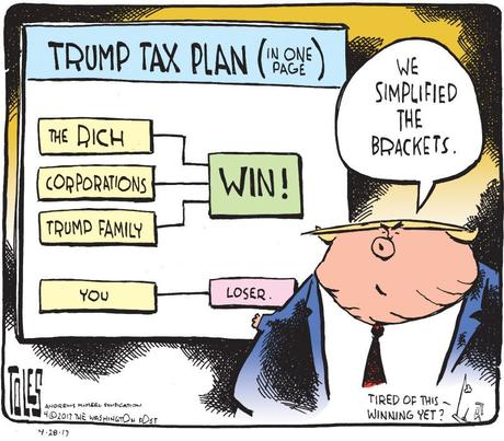 Image result for screwing the middle class cartoon