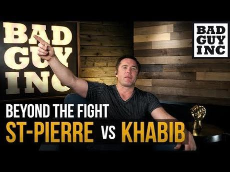 GSP vs Khabib Nurmagomedov, let's think about this...