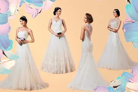 Where to Pick the perfect Weeding Dress for The Bride and Bridesmaids