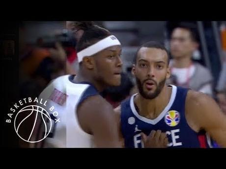 [FIBA World Cup 2019] USA vs France, Quarter-Finals Full Game Highlights, September 11, 2019