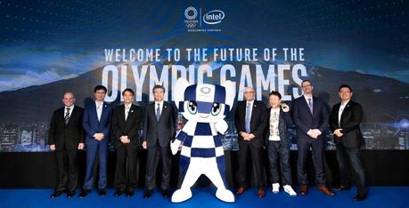 Intel to use special 3D cameras to track athletes at 2020 Olympics