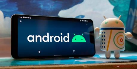Google Play Store slices begin to appear in Android 10 settings