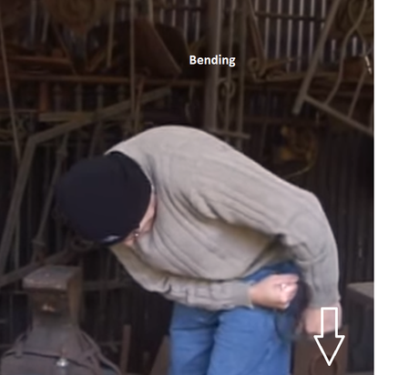 Bending Horseshoes by Hand & Horseshoe Bending Technique