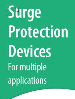 Finder 7P Series Surge Protection Devices