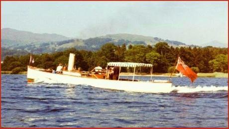 Crossing Water - Windermere