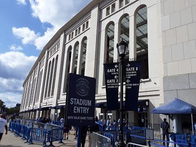 My Match Holiday - 700 Yankee Stadium