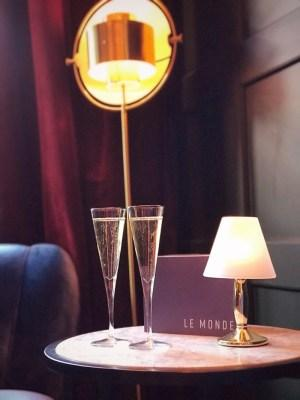 Le Monde Edinburgh opens after refurbishment