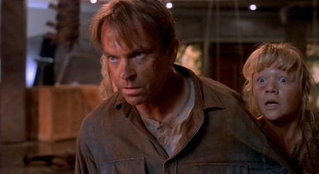 Jurassic Park: Sam Neill as Dr. Alan Grant