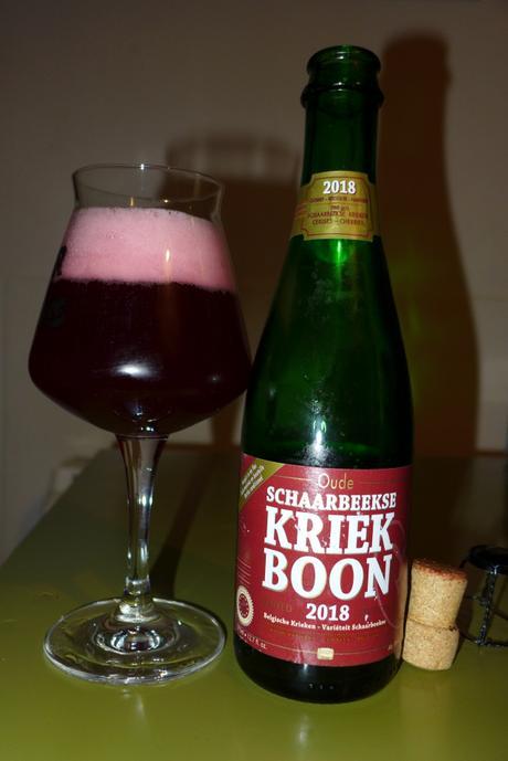 Tasting Notes:  Boon: Oude Schaarbeekse Kriek Boon 2018