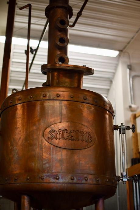 The Resurrection of Rosen Rye at Stoll and Wolfe Distillery