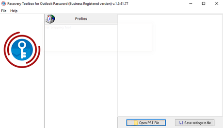 Recovery Toolbox for Outlook Password Review: Microsoft Outlook Password Recovery Tool