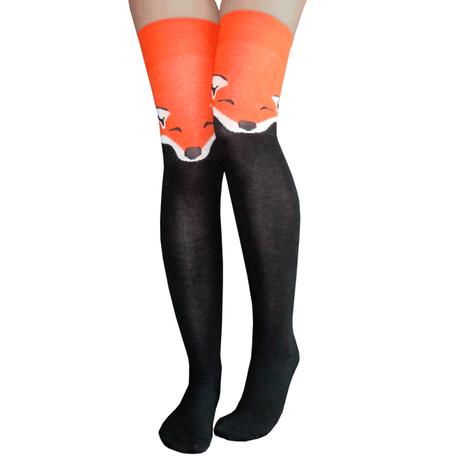 Halloween Socks ~ Sweet/Foxy/Scary!!!