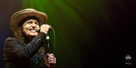 Adam Ant and the Glam Skanks Rock Toronto's Danforth Music Hall