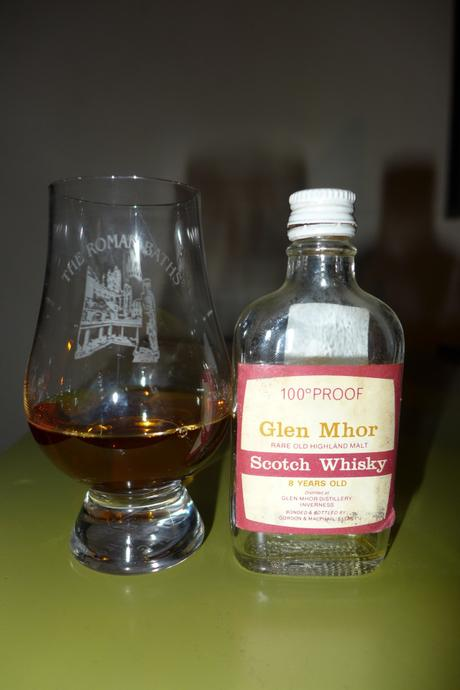 Tasting Notes: Gordon and MacPhail: Glen Mhor: 8 Year 100% Proof