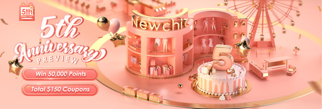 NEWCHIC 5TH Anniversary Sale 2019: Top Fashion Item To Buy With Lots Money Off