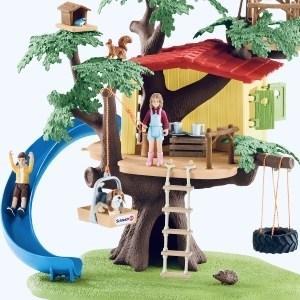 Schleich Farm World – Adventure Tree house