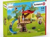Schleich Farm World Adventure Tree House