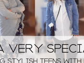 Styling Very Special Client: Tips Stylish Teens with Down Syndrome