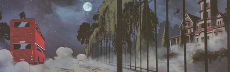 A Cartoon & Comic Book Tour Of London: Marvel & Tower Bridge