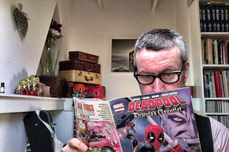 A Cartoon & Comic Book Tour Of London: Marvel & Tower Bridge