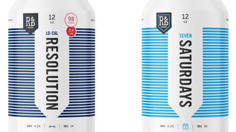 Beer Review – R&D Brewing Lo-Cal Resolution IPA and Seven Saturdays IPA