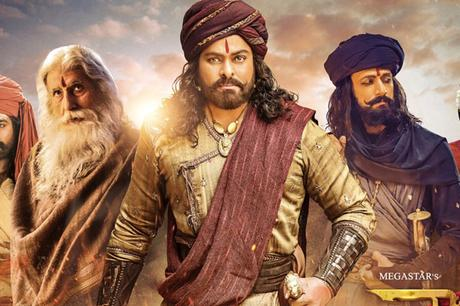 Chiranjeevi brings back history of freedom struggle ~ Sye Raa Narasimha Reddy