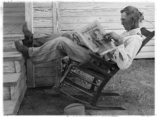 A Socialist on the Porch