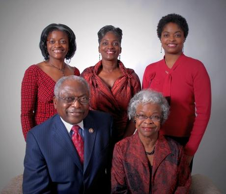 Congressman Jim Clyburn's Wife Emily Clyburn Has Passed. She Was 80.