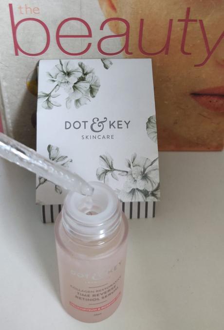 Dot & Key Collagen Restorative Time Reverse Retinol Serum Review
