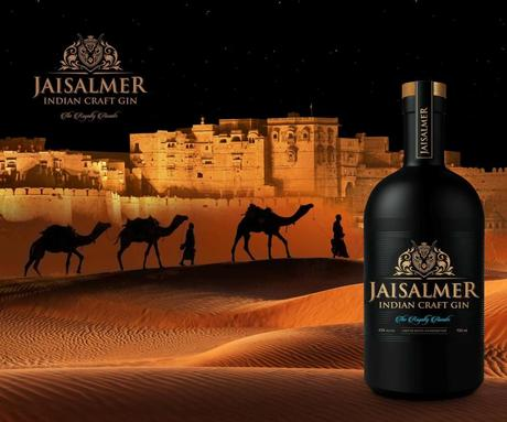 Booze Review – Jaisalmer Indian Craft Gin