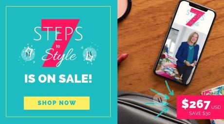 7 Steps to Style is On Sale