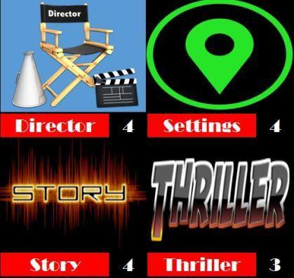 ABC Film Challenge – Thriller – U – Unforgettable (2017)