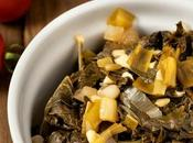 Garlicky Instant Kale