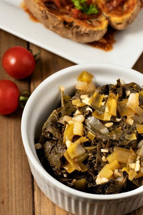 instant pot kale