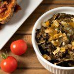 Garlicky Instant Pot Kale