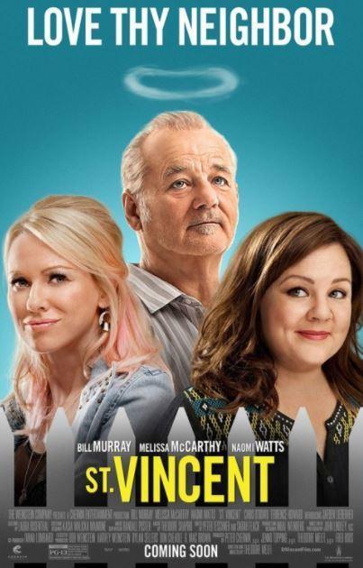 Bill Murray Weekend – St. Vincent (2014)