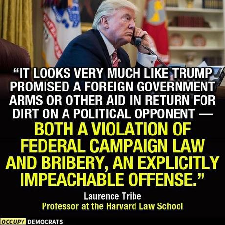 Democrats Need To Do The RIGHT Thing - Not The POLITICAL Thing - Start Impeachment Proceedings Now!