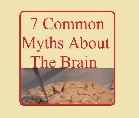 cph4, Brain Mythology, Cool Brain Facts & Myths, popular myths about human brain