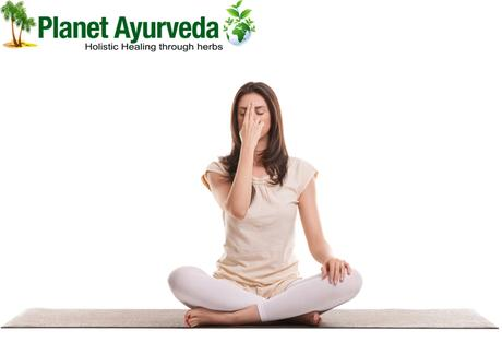 Safe & effective treatment of Psoriasis with Pranayama & Ayurvedic herbs