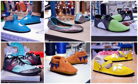 Customize Your Shoes with Millions of Possible Color Combinations