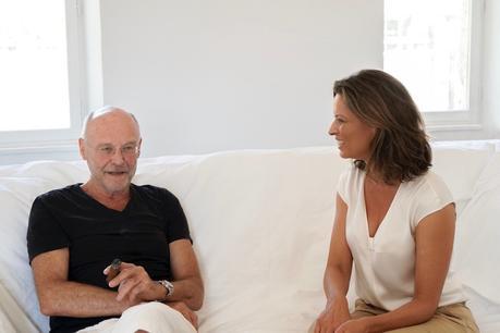 Elena Cue entrevista a Anselm Kiefer