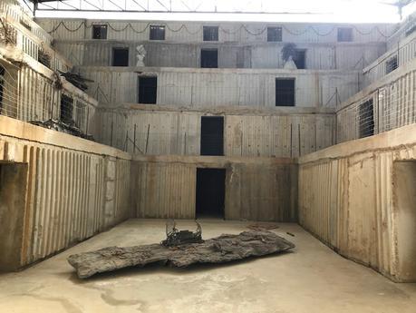 Anselm Kiefer Elena Cue anfiteatro
