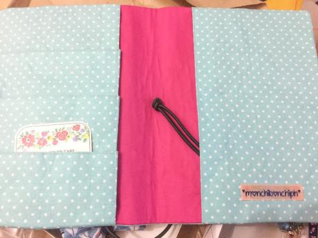 Personalized Planner Cover by Monchi Bonchi Ph