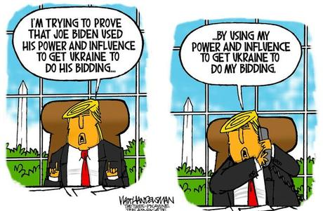 Image result for trump impeach cartoon