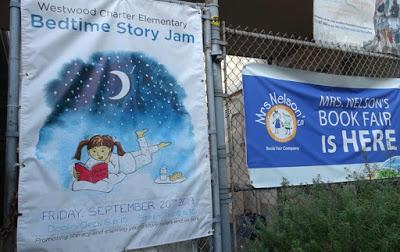BEDTIME STORY JAM: Author Visit at Westwood Elementary School, Los Angeles, CA