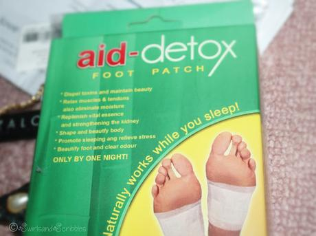 Foot Patch: Aid-detox Review