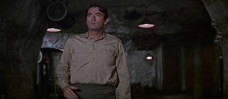 Gregory Peck's Duffel Coat in The Guns of Navarone