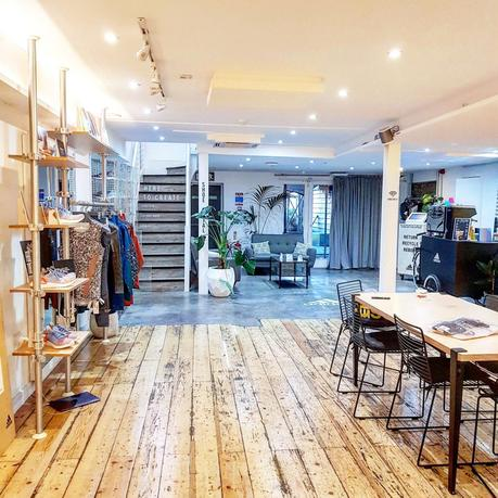 Fitness|| Adidas Studio London, Brick Lane